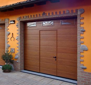 Portoni garage porte interni ed esterni buzzetti for Hormann sezionali